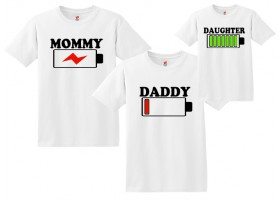 Majice za vso družino/matching t-shirt