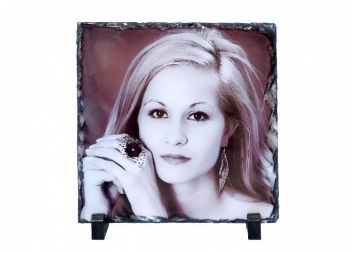 Kamen z vašo fotografijo 20,7×20,7 cm