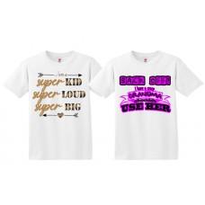 Tisk na otroške majice