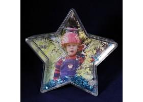 Snežna zvezdica - zvezdice